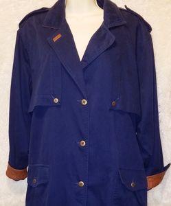 Together Vintage Trenchcoat